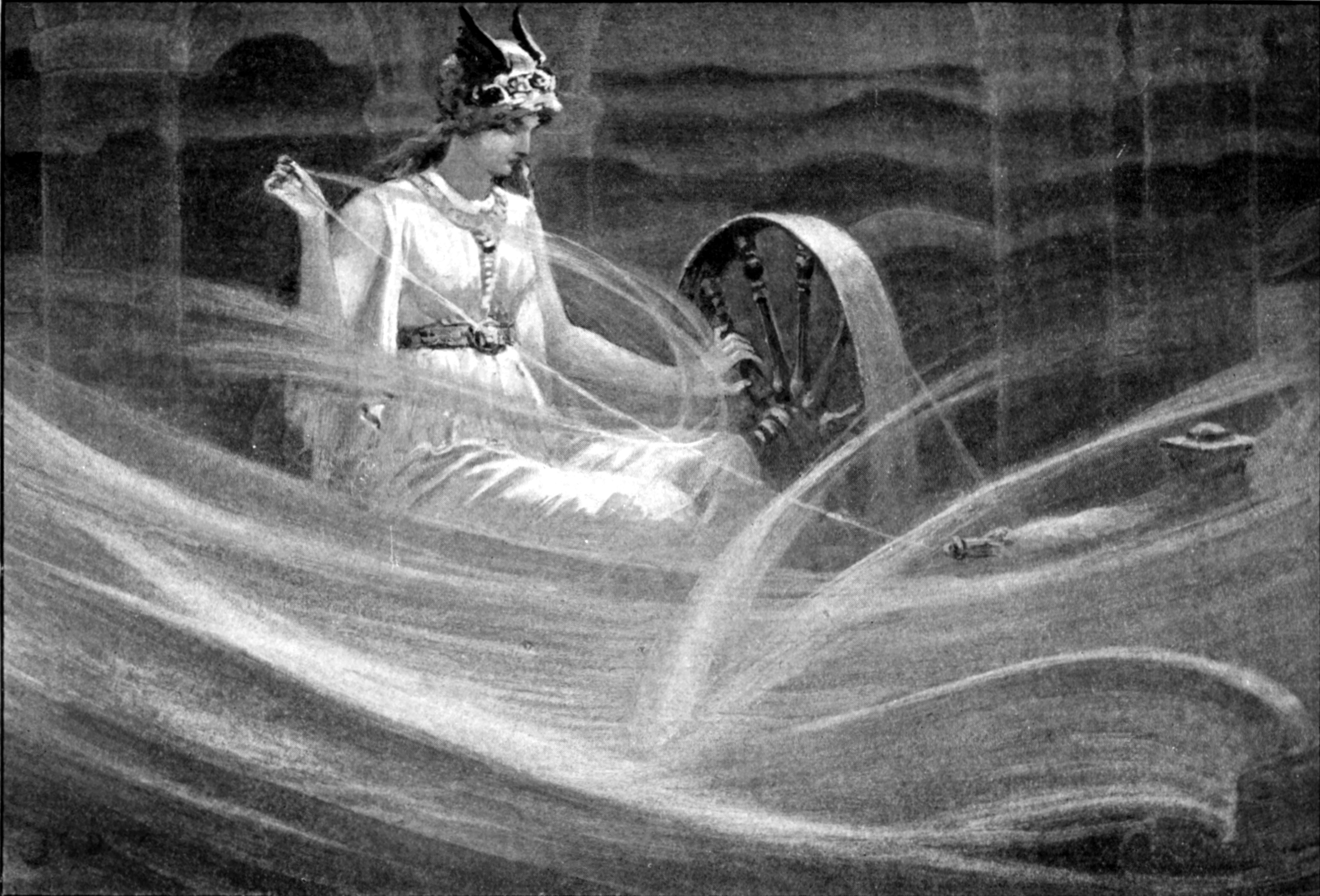 Frigg - Norse Mythology for Smart People