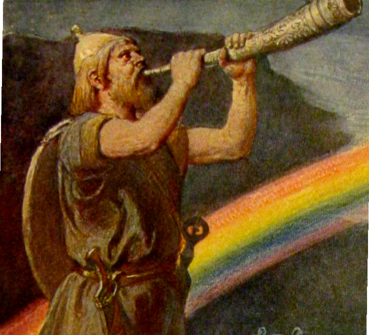 Heimdall - Norse Mythology for Smart People