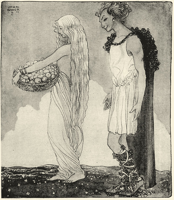 The Kidnapping of Idun - Norse Mythology for Smart People