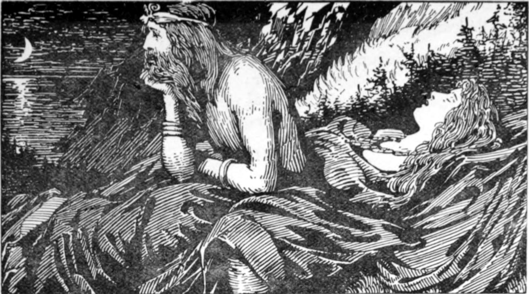 Njord - Norse Mythology for Smart People