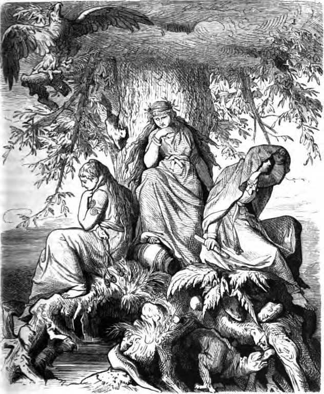 the norns norse mythology for smart people