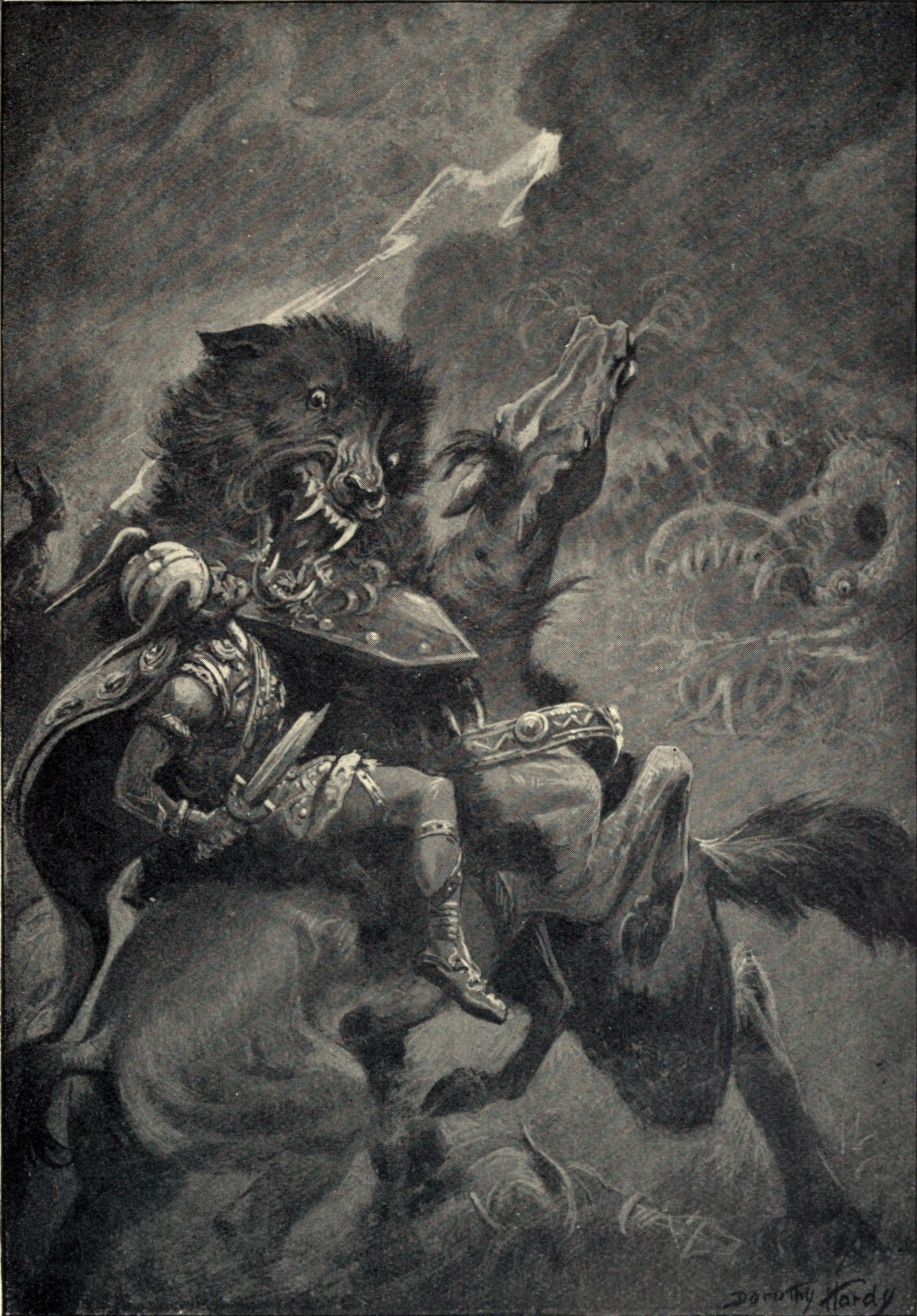 Fenrir Norse Mythology For Smart People