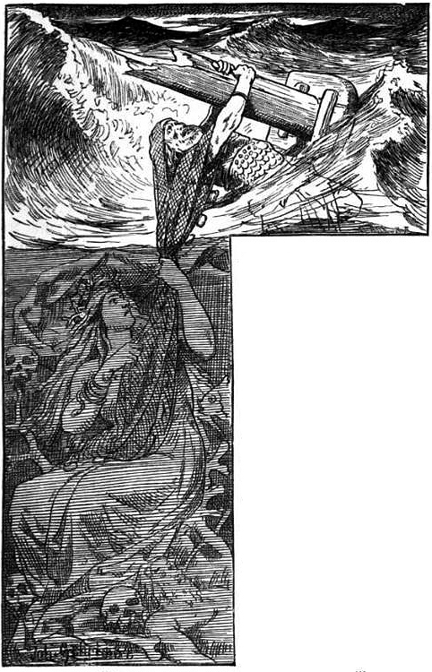 aegir and ran norse mythology for smart people