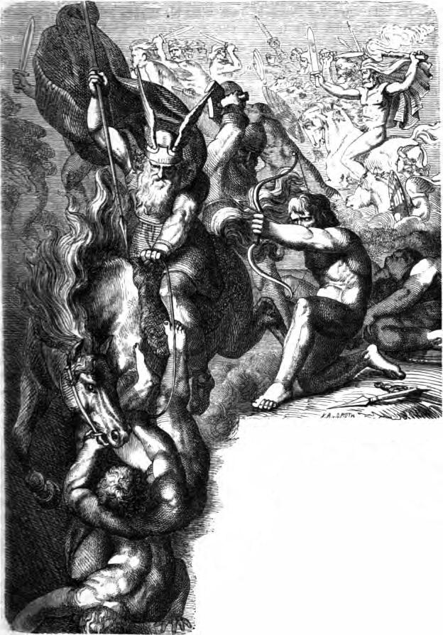 The Aesir-Vanir War - Norse Mythology for Smart People