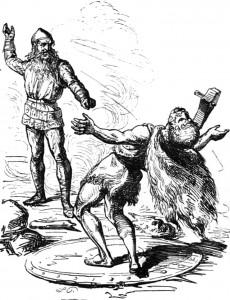 Thors Hammer A Viking Symbol of Norse Thor God of Thunder