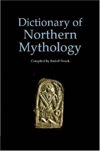 Dictionary of Northern Mythology Simek