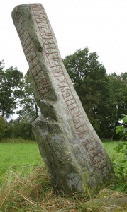 Transjö (SM5) Runestone (photo by Berig)