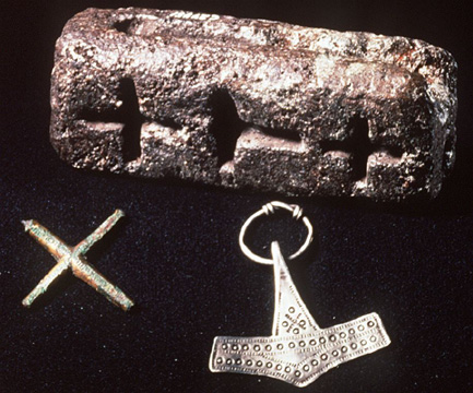 Thor's Hammer - Norse Mythology for Smart People