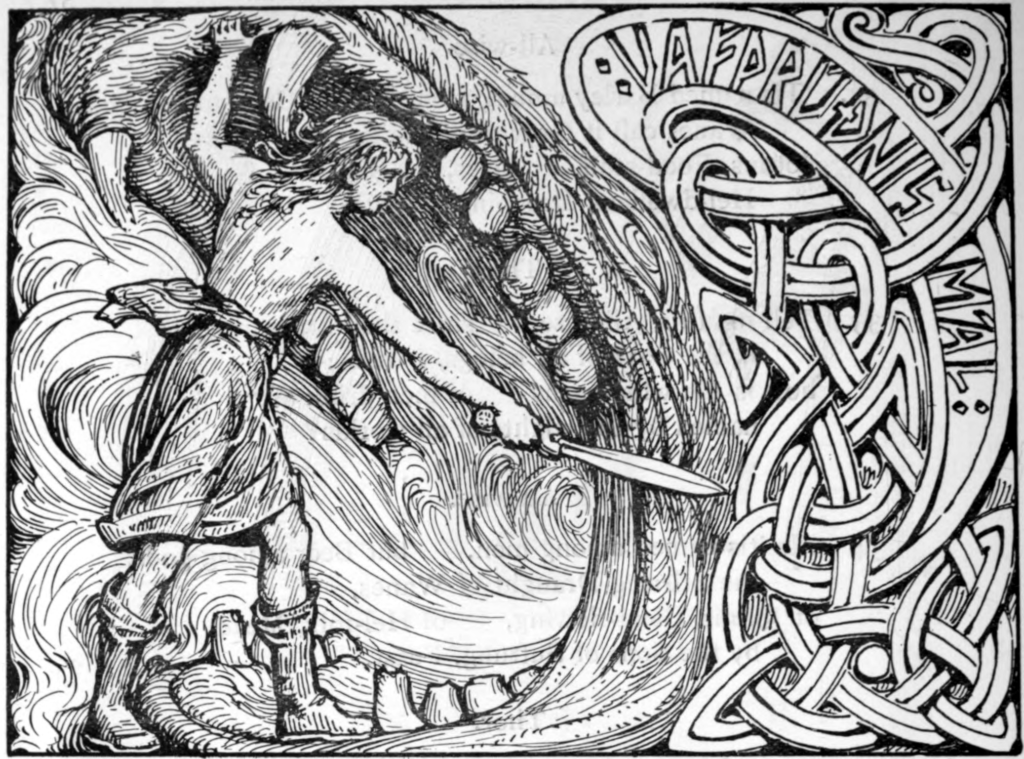 Vidar Norse Mythology For Smart People