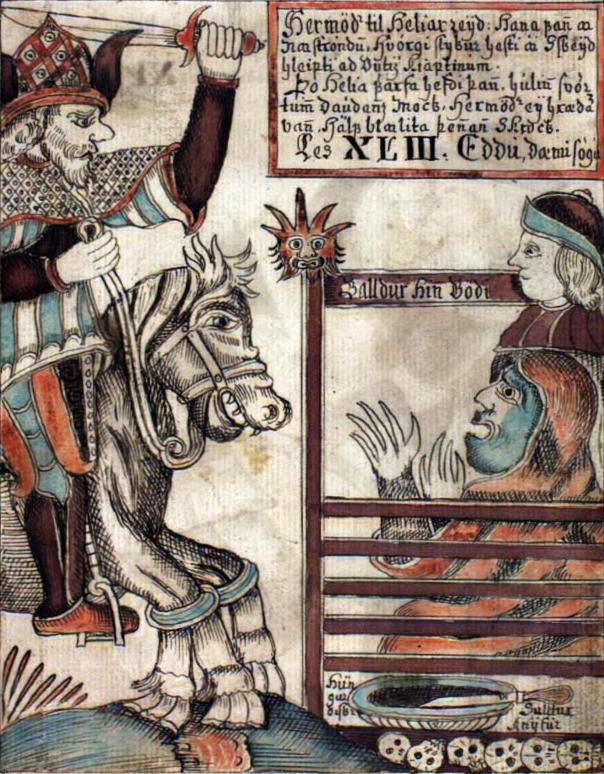 Hermod - Norse Mythology for Smart People