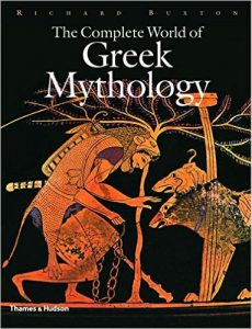 The 10 best greek mythology books norse mythology for smart people buxton complete world of greek mythology fandeluxe Gallery
