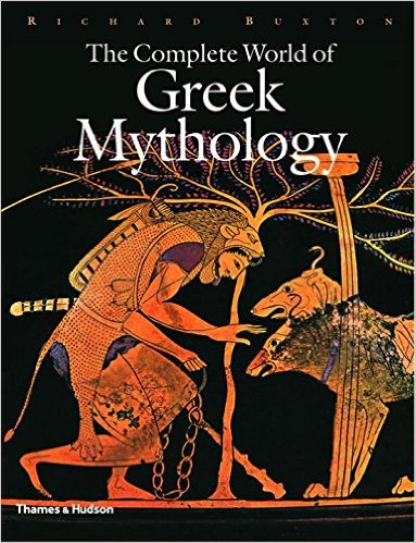 List of mythology books and sources